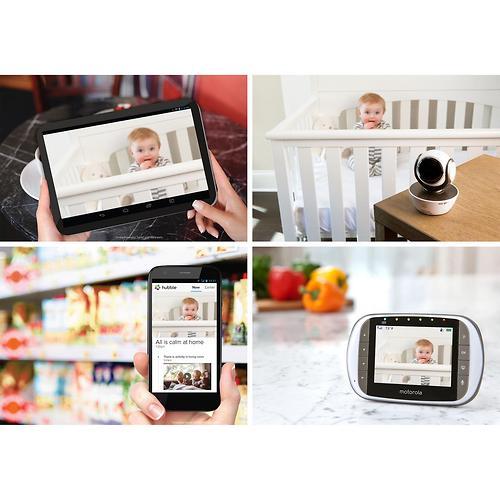 """Видеоняня Motorola MBP853 Connect с диагональю экрана 3,5"""" (14)"""