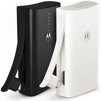 Внешний аккумулятор Motorola Power Pack 3000 mAh - Minim