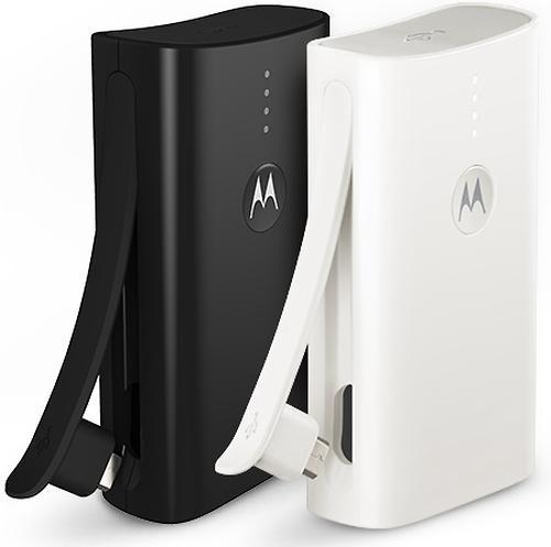 Внешний аккумулятор Motorola Power Pack 3000 mAh (3)