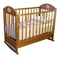 Кроватка Анюта орех