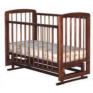 Кроватка Дарина Орех
