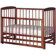 Кроватка Дарья Орех