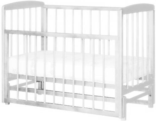 Кроватка Дарья Белая (3)