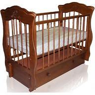 Кровать-манеж Елизавета Орех