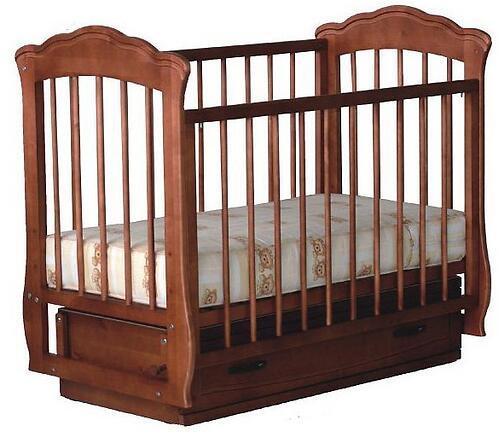 Кровать-манеж Кармелита Бук с ящиком (1)