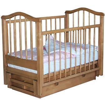 Кроватка Камелия цвет слоновая кость - Minim