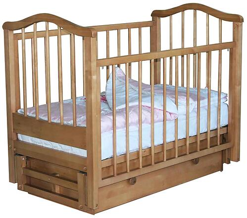 Кроватка Камелия Бук (3)