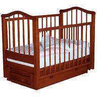 Кроватка Камелия Орех