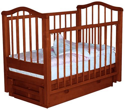Кроватка Камелия Орех (3)