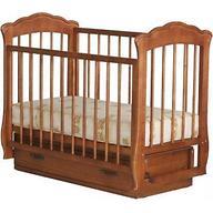 Кровать-манеж Кармелита бук без ящика