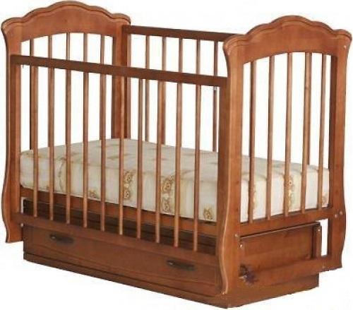 Кровать-манеж Кармелита бук без ящика (1)