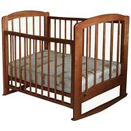 Кровать-манеж Катя Орех