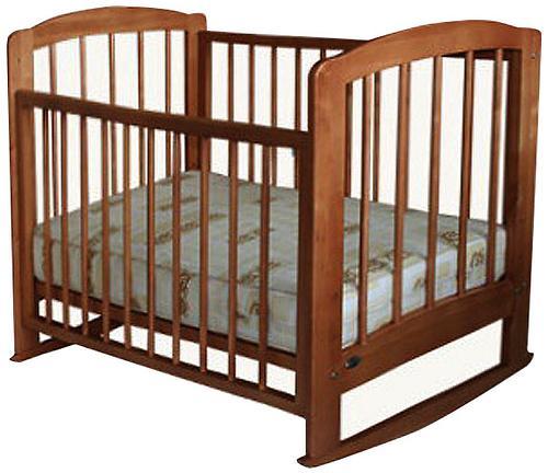 Кровать-манеж Катя Орех (3)