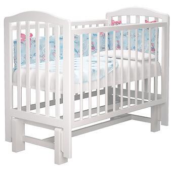 Кроватка Пикколо Белая - Minim