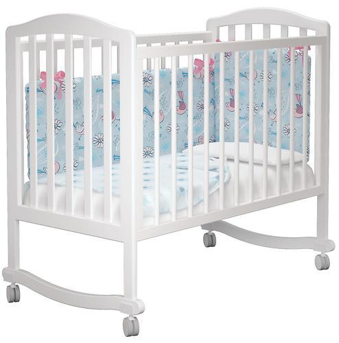 Кроватка Пикколо Белая (9)