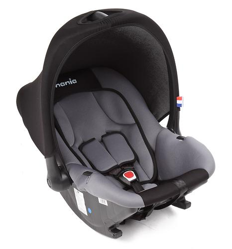 Автокресло Nania Baby Ride Rock Grey (6)