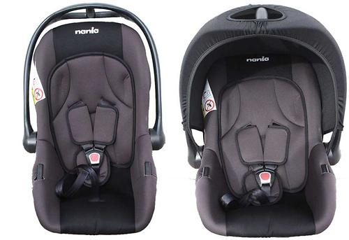 Автокресло Nania Baby Ride Rock Grey (7)