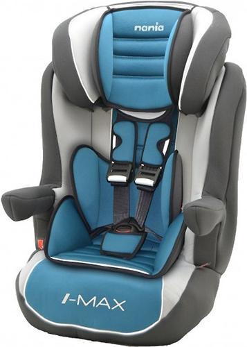 Автокресло NANIA I-Max SP Luxe Isofix Agora Petrole (3)