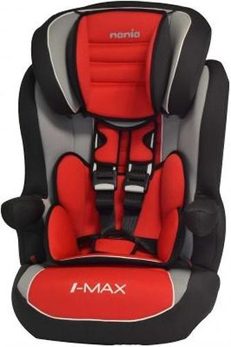 Автокресло NANIA I-Max SP Luxe Agora Carmine (3)