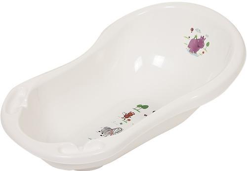 Ванночка OKT Бегемотик 84 см белая (1)