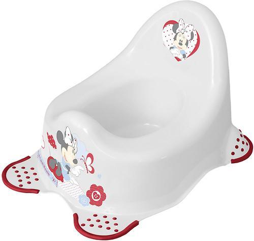 Горшок OKT Disney Минни белый (1)