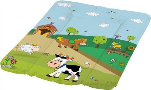 Матрас OKT для пеленания Disney Веселая ферма Зеленый (1)