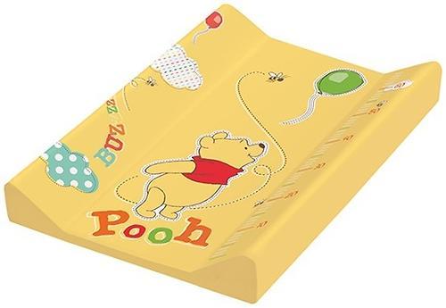 Доска OKT для пеленания Disney Винни Пух с меркой желтая (1)