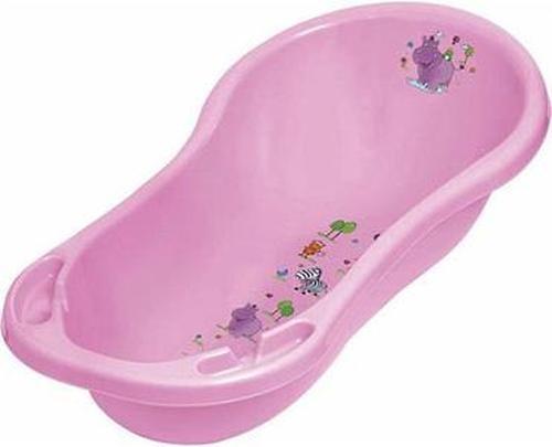 Ванночка OKT Бегемотик 100 см лиловая (1)