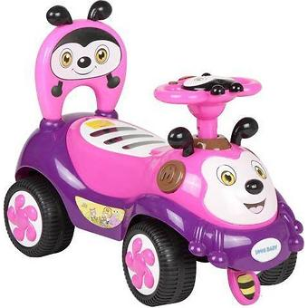 Каталка детская Kids Glory Pink 7625 - Minim