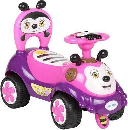 Каталка детская Kids Glory Pink 7625 (1)
