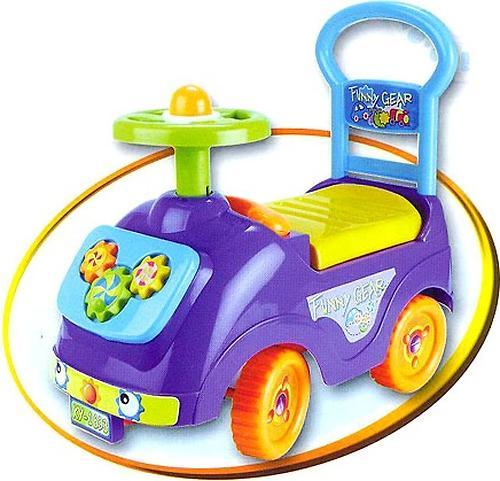 Каталка детская Kids Rider 1693 Фиолетовая (1)