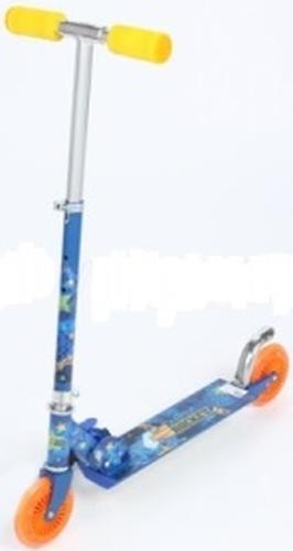 Самокат Wingo 2-х колесный синий+оранжевый (1)