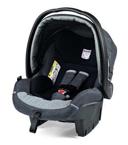 Коляска 3в1 Peg-Perego Set Modular Pop Up на шасси Book 51 Black/White Blue Denim (10)