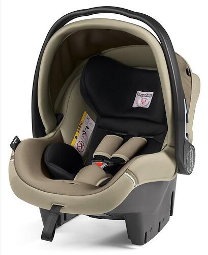 Коляска 3в1 Peg-Perego Book 51 Titania Pop Up Modular Class Beige (13)