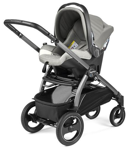 Коляска 3в1 Peg-Perego Book 51S Titania Pop Up Modular Lux Pure (15)