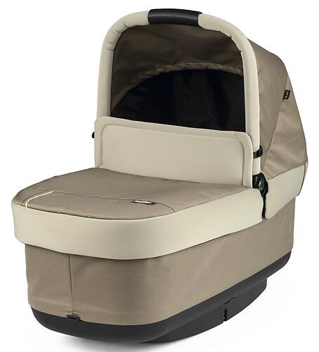 Коляска 3в1 Peg-Perego Book 51 Titania Pop Up Modular Class Beige (12)