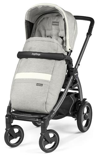 Коляска 3в1 Peg-Perego Book 51S Titania Pop Up Modular Lux Pure (10)