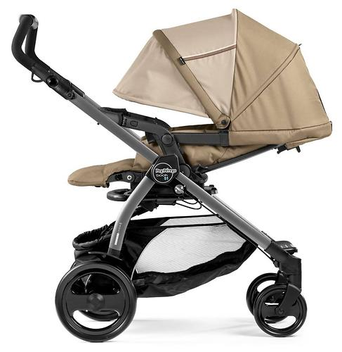 Коляска 3в1 Peg-Perego Book 51 Titania Pop Up Modular Class Beige (11)