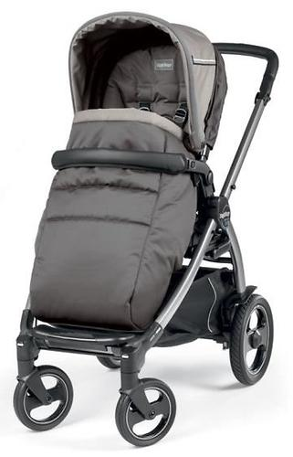 Коляска 3в1 Peg-Perego Book 51 S Titania Pop Up Modular Class Grey (10)