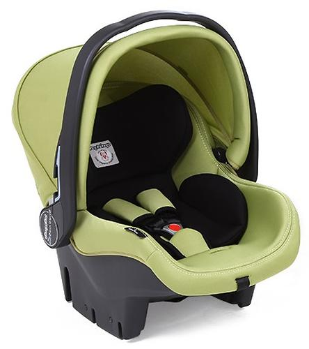 Коляска 3в1 Peg-Perego Set Modular XL на шасси Book Plus S Black-White цвет Luxe Grey/Green Tea (7)