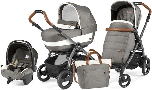 Коляска 3в1 Peg-Perego Book 51 Elite Modular Polo (15)