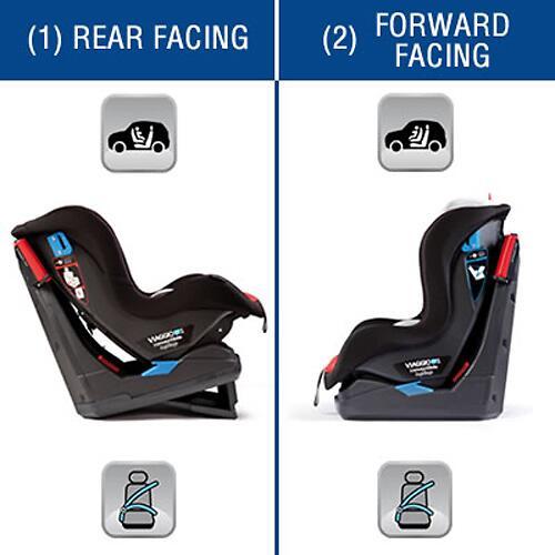 Автокресло Peg-Perego Viaggio Switchable Rouge (9)