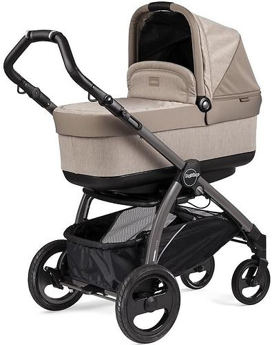 Люлька с сумкой Peg-Perego Navetta Pop Up + Borsa Pop Up Cream (8)