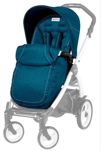 Сиденье Pop Up Seat Completo Saxony blue (1)