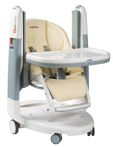 Стульчик Peg Perego Tatamia Latte (10)
