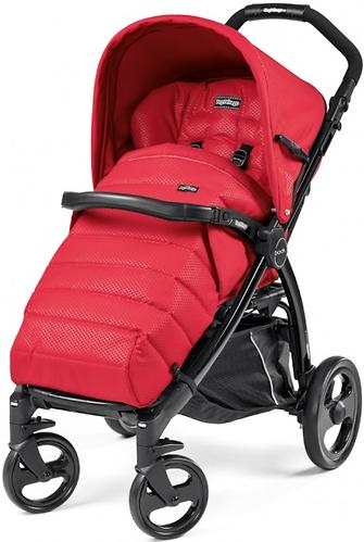 Коляска Peg-Perego Book Completo Mod Red (5)