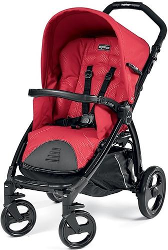 Коляска Peg-Perego Book Completo Mod Red (6)