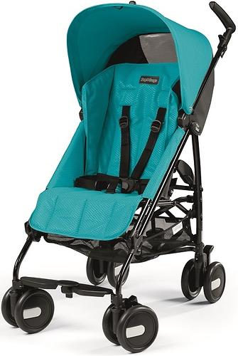 Коляска Peg-Perego Pliko Mini Bloom Scuba (8)