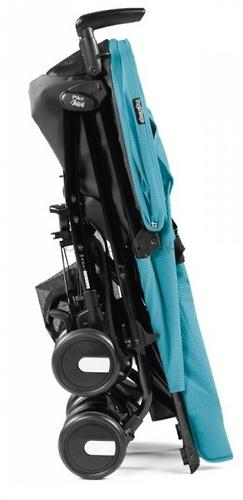 Коляска Peg-Perego Pliko Mini Bloom Scuba (9)