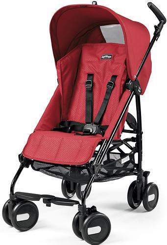 Коляска Peg-Perego Pliko Mini Mod Red (6)